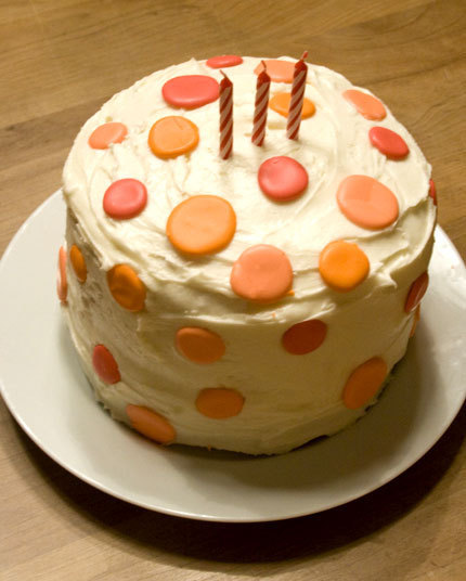 Easy Birthday Cake Recipes