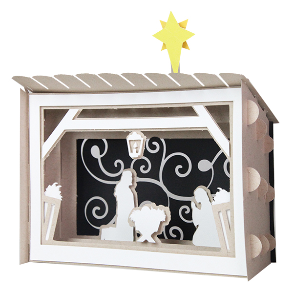 DS-C-W-CG-Nativity shadow boxDIGI